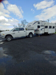 2013 Dodge Ram with 2010 Denali Camper LIKE NEW! Ready to Roll!!