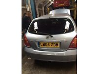 NISSAN ALMERA, ONLY ONE OWNER, NO PREVIOUS OWNER.