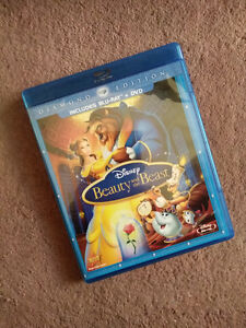 Disney's Beauty and the Beast (Blu-ray only)