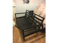 Sofa, adjustable back tilt, 3 seater, great condition