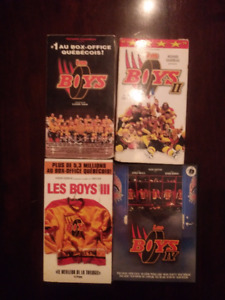 Films Les Boys