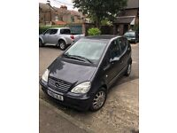 Mercedes a class+auto+70k miles+clean body+px clearance