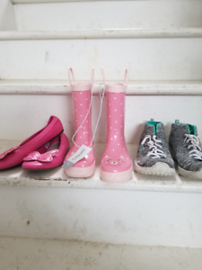Little Girls Footwear for sale