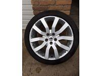 Genuine Range Rover Sport Alloy Wheels 20 inch