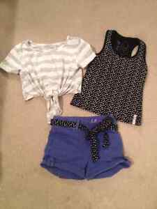 Triple Flip Size 1-2 (girls size 6-8) Summer Outfit REDUCED Edmonton Edmonton Area image 2
