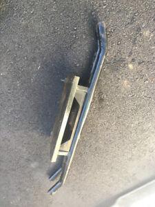 Atv rear bumper for Honda foreman