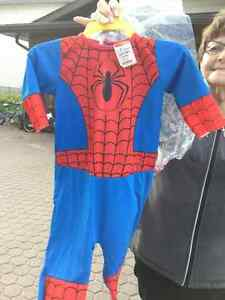 Halloween Costumes - Sizes 2-4