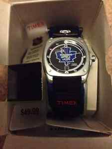 Official NHL licensed Timex watch (new, never been worn)