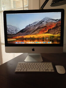 "Apple iMac ""Core i5"" 2.7 21.5-Inch (Late 2012)"