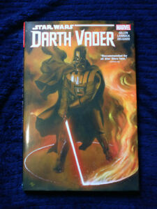 Marvel Comics Darth Vader Volume 1 (Issues 1-12) Hardcover