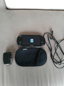 Awesome PS Vita in good condition