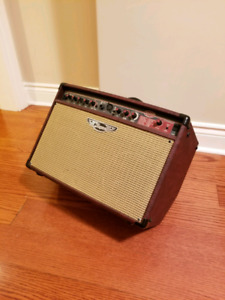 TRAYNOR AM100T 100W ACOUSTIC GUITAR AMP