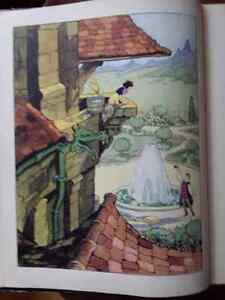 1937 Snow White And The Seven Dwarfs With Color Drawings Kitchener / Waterloo Kitchener Area image 4