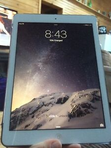iPad Air 1 & Moshi Folding Case/Cover sold pending pick up