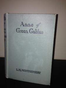 Anne of Green Gables  L.M. Montgomery 1925