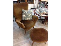 50s Italian Arm chair