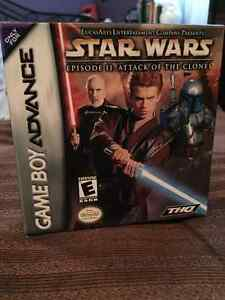 Star Wars: Attack of the Clones for Gameboy Advance