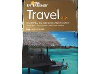 The Entertainer Travel Voucher Book 2016