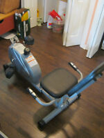 Recumbent Bike-MINT