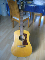 Guild 12 String Acoustic Guitar