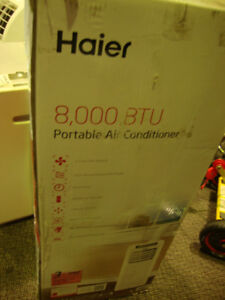 Air Conditioner new & used window units and portables