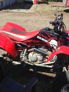2005 HONDA TRX400EX