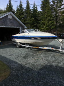 21' boat for sale