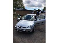 Vauxhall Corsa C 1.2 SXI+ Silver 55 reg 74k miles *5 months MOT*