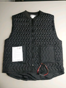 Black Jack heated vest - NEVER WORN