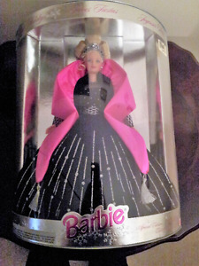 Barbie Doll, 1998, Holiday Barbie