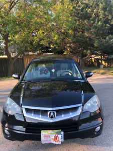 2007 Acura RDX Tech Navigation Pkg, Camera-Alloy SUV*No Accident