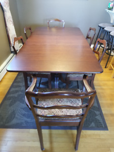 Antique Wooden Dining Table for Sale