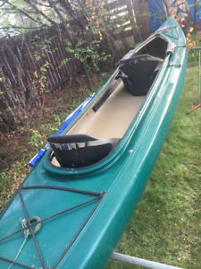 Old Town 160T 2 man Kayak for sale/trade $700