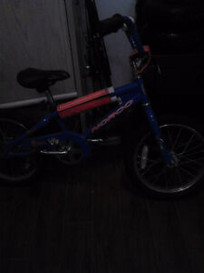 Toddler's Norco Bike