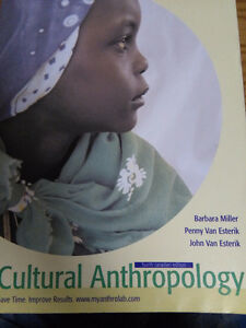 Cultural Anthropology (4th edit) by Barbara Miller