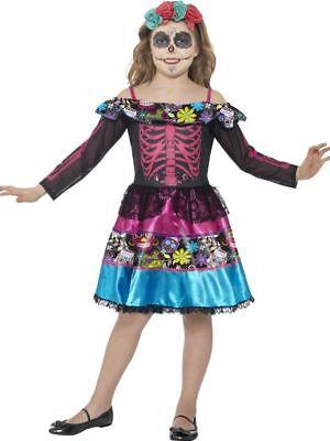 en Sweetheart Kostüm Halloween Verkleidung Outfit (Tag Der Toten Mädchen Outfits)