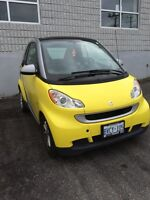 2008 smart car low km great condition