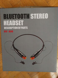 BRAND NEW BLUETOOTH HEADSET! ONLY $35!!!