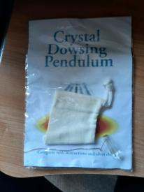 Crystal Dowsing Pendulum