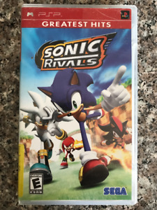 Sonic Rivals Greatest Hits