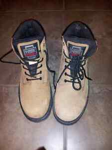 Work Pro 9.5 Steel toe Work Boots