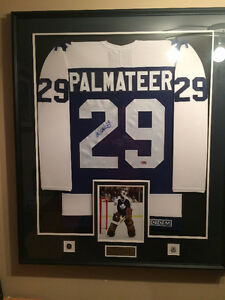 Mike Palmateer - Signed Jersey