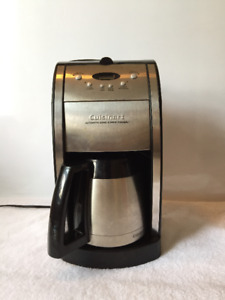 Cuisinart Automatic Burr Grind & Brew Coffee Maker $75 OBO