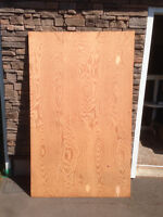 23/32 inch Sheet of Plywood