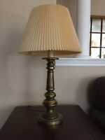 Set of 3 Stiffel lamps