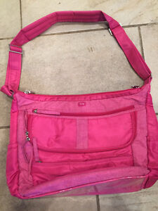 LUG Bag - hot pink Excellent Used Condition