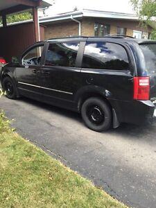 Dodge caravan sxt 2008