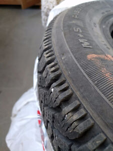 P155/80R13 Winter Tires for Sale!