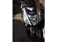 Moped 50cc tgb r50x sport