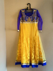 Indian/Pakistani Party wear Anarkali/straight outfits